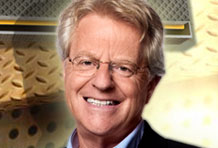 Wireframe Jerry Springer